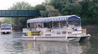 River Transit Service - Winnipeg